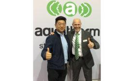 Aquatherm China's George Teng