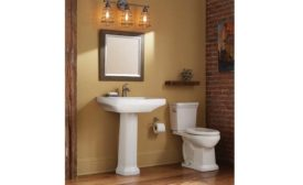Bathroom suite from Gerber