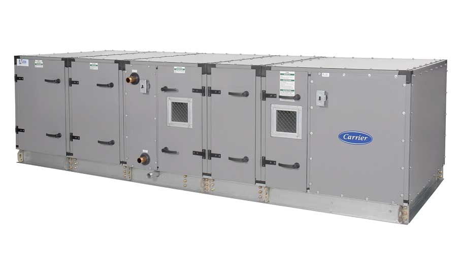 Commercial air handler from Carrier