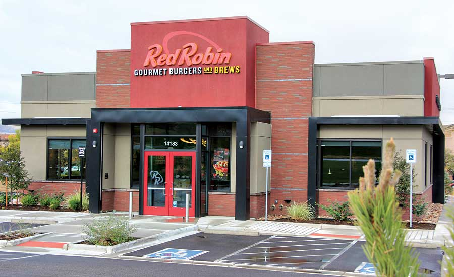 Navien and Red Robin partner up for long-term water savings