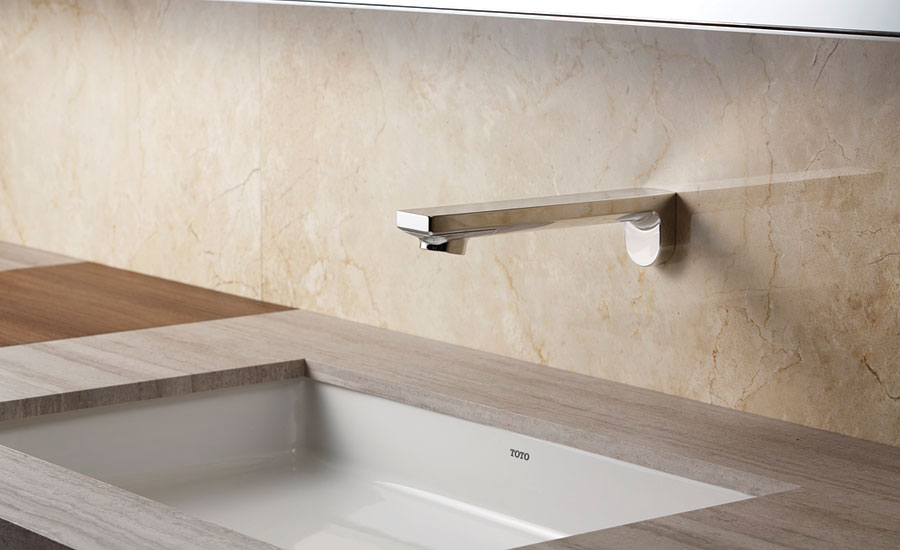 Faucet series from TOTO