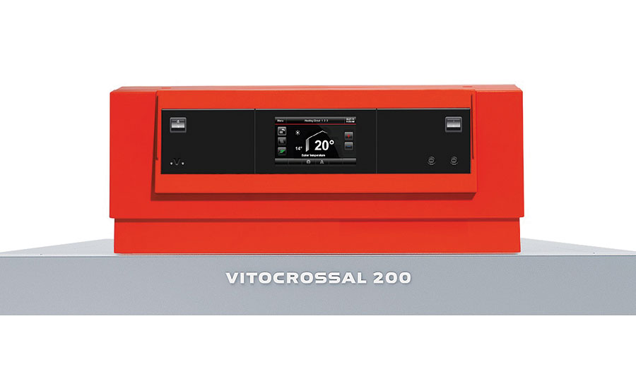 Boiler control system from Viessmann