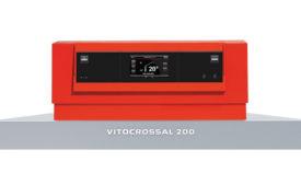 Boiler control system from Viessmann