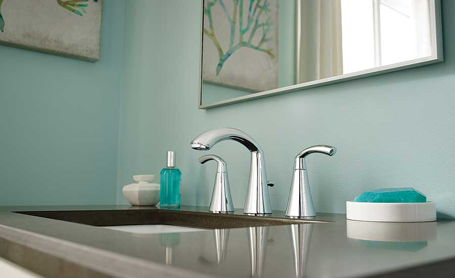 E Bathroom Collection By Moen