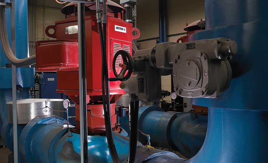 The commercial pumps market is on the verge of a major shift