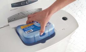 American Standard's ActiClean Self-cleaning Toilet System