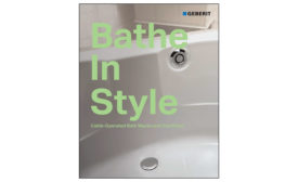 Geberit's Bathe In Style Brochure