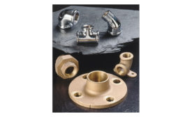 Anderson Metals Lead-free Red-brass Fittings