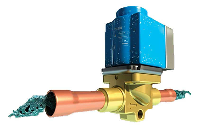 Solenoid valves from Danfoss