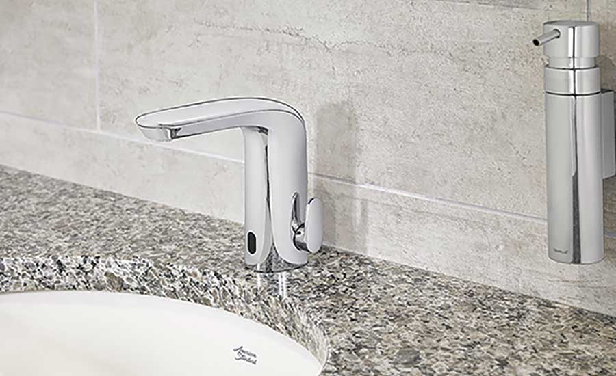 Integrated Commercial Faucet From American Standard 2018 08 14