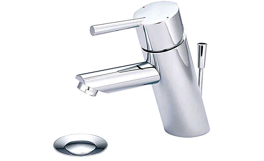 Lavatory faucet from Olympia