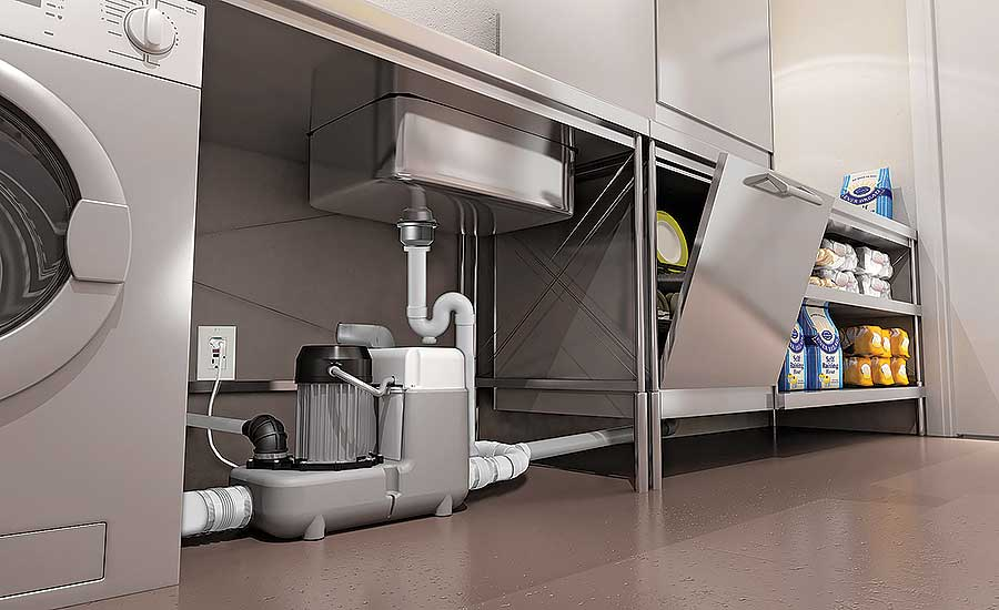 Designing plumbing for commercial kitchens