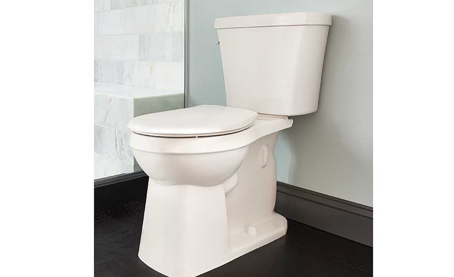 Gerber showcased its Avalanche Elite line of toilets at Design and Construction Week