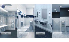 Restroom planning from Bradley Corp.