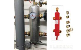 Hydraulic separator from Legend