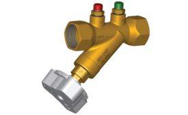 Manual balancing valve from Nexus