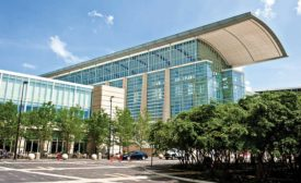 Chicago's McCormick Place provides on demand hot water for trade show exhibitors