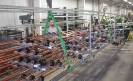 SysQue helped North Mechanical and Indianapolis-based Bright Sheet Metal