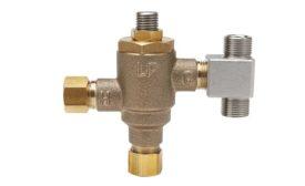 Mixing valve from Leonard Valve