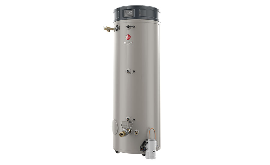 Rheem's Triton commercial gas water heater