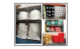 Lining materials from Pipe Lining Supply