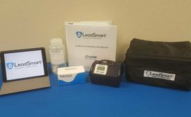 Water testing kit from AceDuraFlo