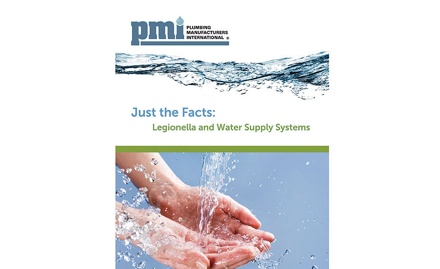 PMI releases its 'Just the Facts' material on Legionella