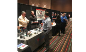 ASPE Chicago's first show at the Midwest Conference Center.