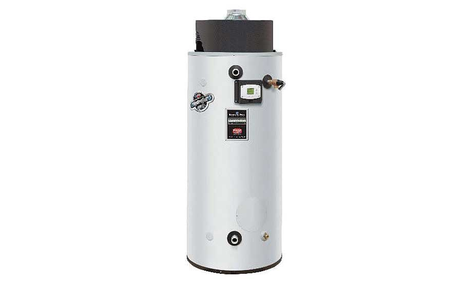 High-efficiency commercial gas water heaters from Bradford White