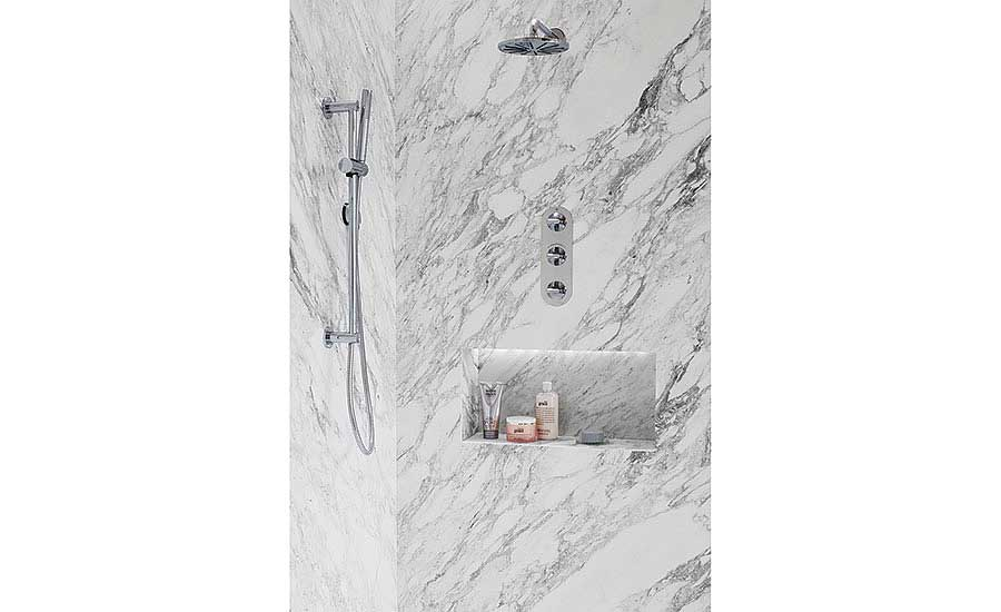 Shower collection from DXV