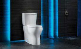 Single-flush toilet from Niagara