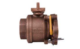 Telescoping meter flange A.Y. McDonald