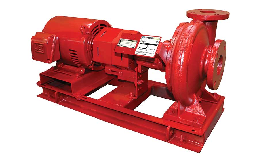 Enhanced pump line from Bell & Gossett