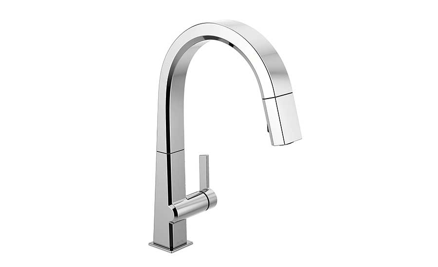 Efficiency and ease faucet from Delta Faucet