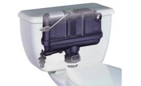 Pressure-assist technology from Flushmate