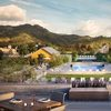 Mechanical joining system benefits new Napa Valley resort