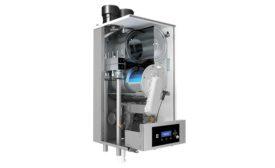 Commercial boiler from Slant/Fin