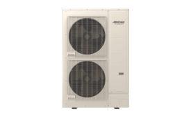 VRF heatpump from Fujitsu