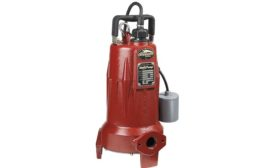 LSG-series grinder pump