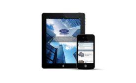 Carrier mobile app