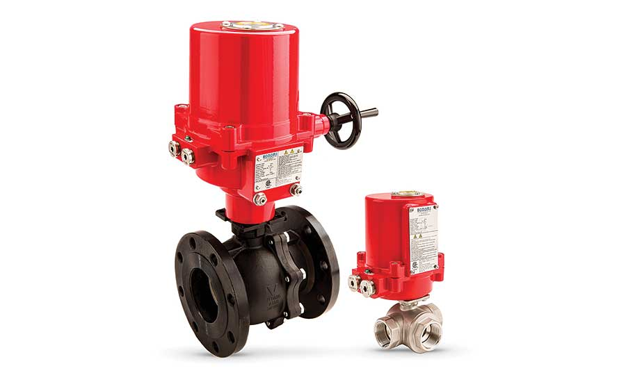 Electric actuators from Bonomi North America