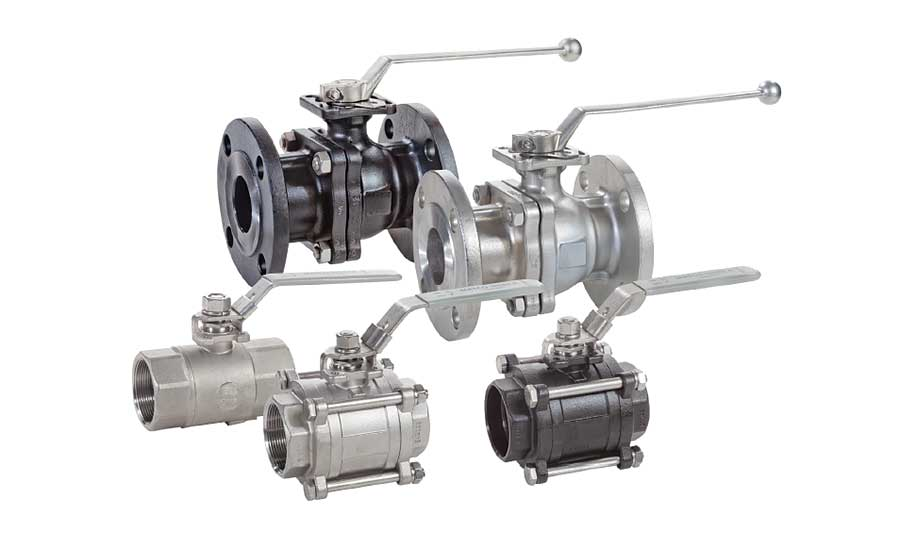 Carbon and stainless steel valves from Matco-Norca
