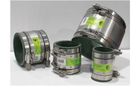 Green couplings from Dallas Specialty & Manufacturing