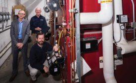 Bell & Gossett pumps