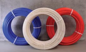 Recyclable potable water tubing from Legend Valve