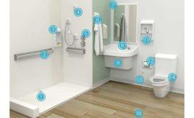 Commercial bathroom trends