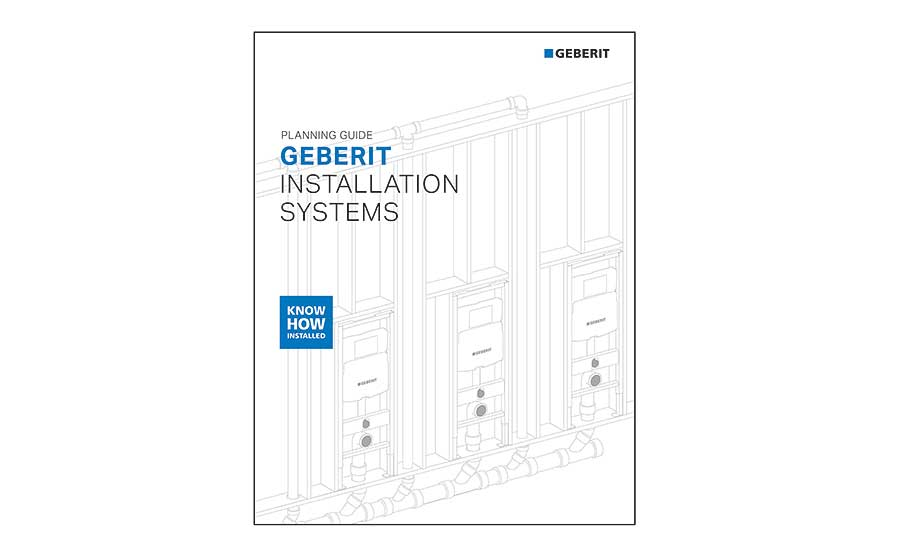 Geberit planning guide