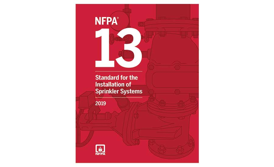 Navigating the 2019 edition of NFPA 13