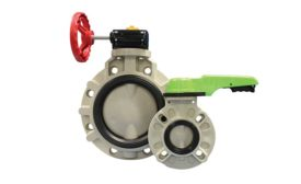 Butterfly valve from Asahi/America