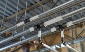 Compression-sleeve fitting system from REHAU
